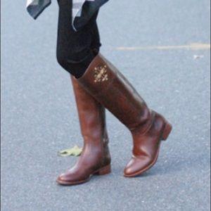 Tory Burch boots kiernan
